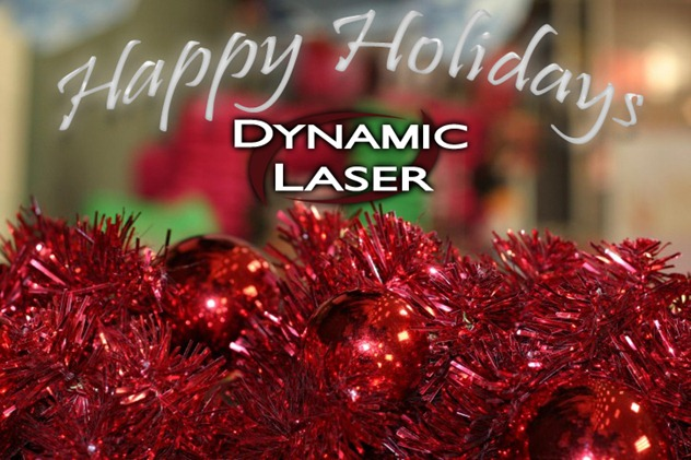 Dynamic Laser Holiday